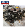 ISUZU diesel engine JE4D25Q5A with zomax gearbox