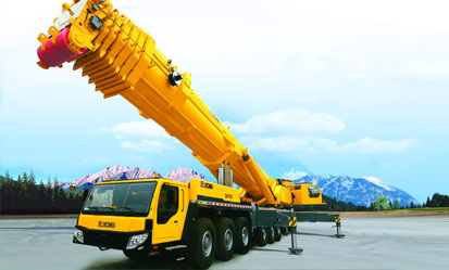 All-terrain Crane QAY200