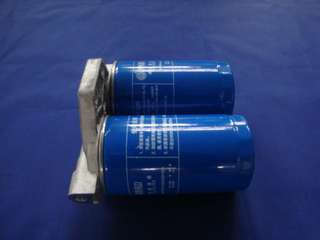 Diesel filter assembly 860126538 for LW500KN ZL50GN
