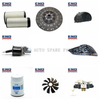Genuine lower price yutong bus spare parts on promotion