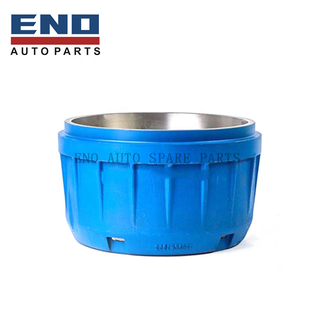 Kinglong bus spare parts brake drum supplier