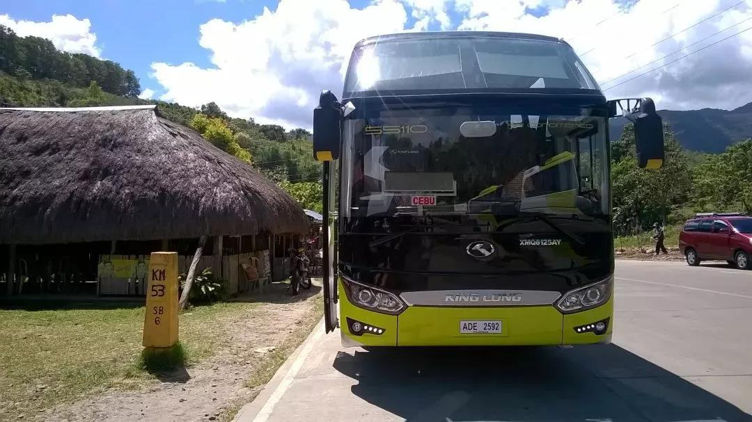 kinglong bus in philippines