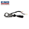 Bus combination switch for controling windscreen wiper and lighting system 3774-00001