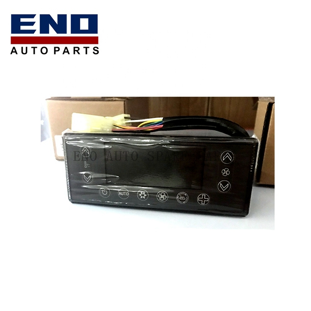 Yutong bus air conditioner control panel