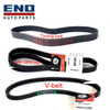 AV13 AV17 teeth v belt 8 pk 10pk rubber timing belt for universal Bus