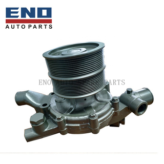 Bus diesel engine water pump