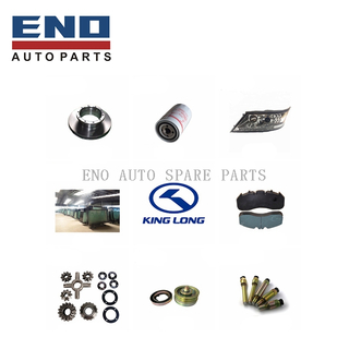 Genuine high performance and lower price auto spare parts for king long bus