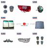 Genuine lower price and high performance Zhongtong bus spare parts glass lamp part for sale