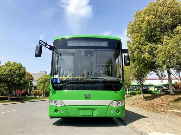 Another 300 Chinese buses will be exported to Kazakhstan