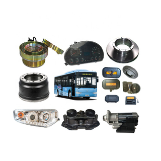 Kinglong xmq bus engine suspension bodi auto spare parts king long supplier