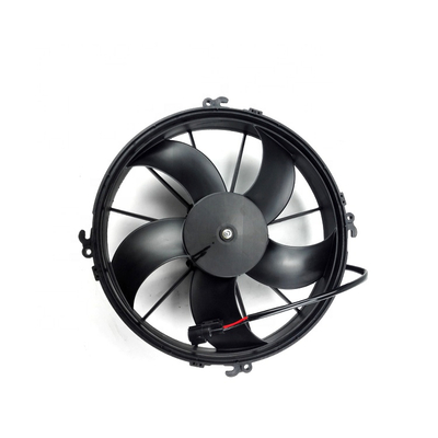Spal bus air conditioner AC 24v dc condenser fan